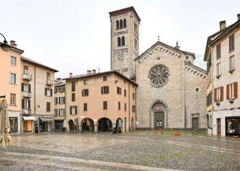 Il centro storico di Como