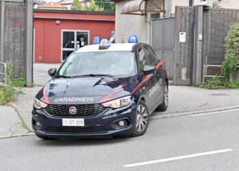 Carabinieri di Cantù, caserma di via Manzoni