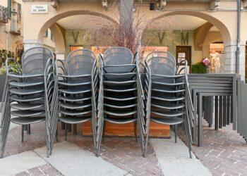 Bar e ristoranti chiusi