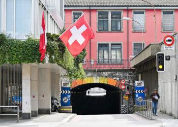 svizzera bandiere
