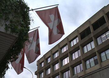 Bandiere della Svizzera