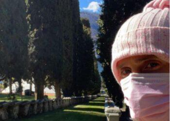 Jared Leto a Villa d'Este