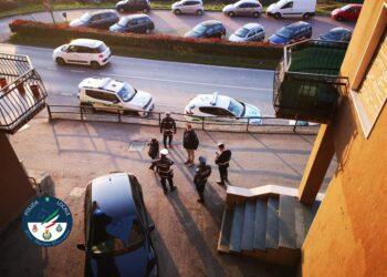 Operazione della polizia locale di Cantù