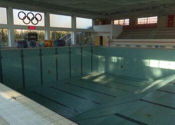 La piscina olimpionica di Muggiò