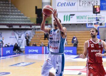 Basket, Cantù in trasferta contro Trieste