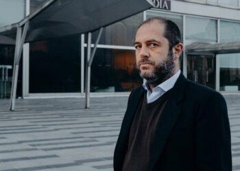 Michele Usuelli, consigliere regionale di +Europa Lombardia