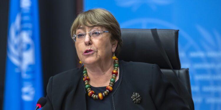 Bachelet mette in guardia da possibili crimini contro umanità