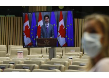 Premier canadese aumenta target