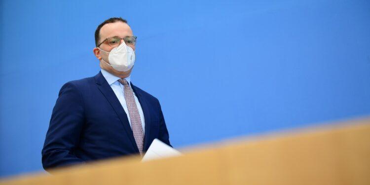 Spahn: non aspettare legge su freno emergenza settimana prossima