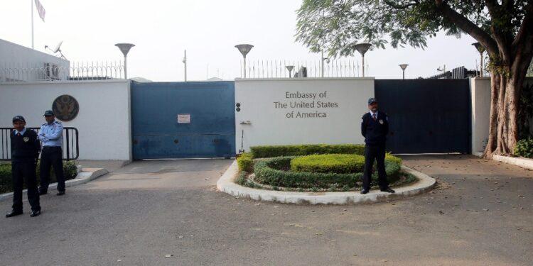Gli Stati Uniti sono presenti con 5 consolati e l'ambasciata