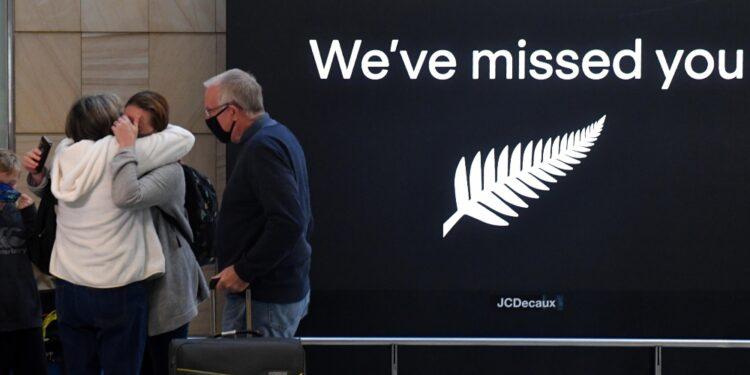 A 24 ore da apertura 'bolla' con l'Australia. Era vaccinato