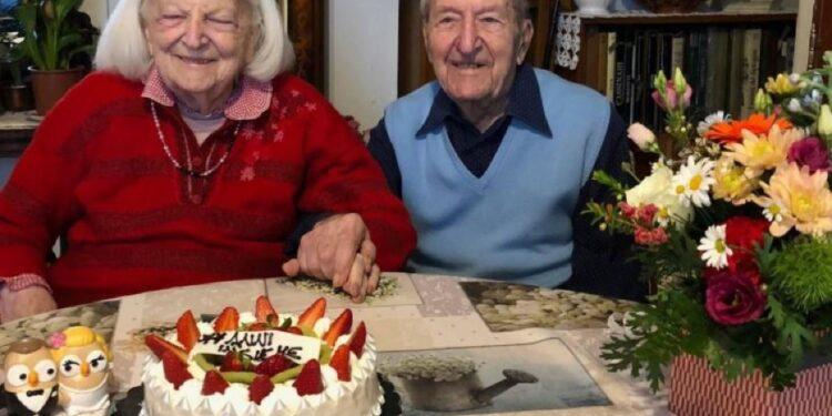 A Monza oggi dose a domicilio per lei 101 anni e per lui 106