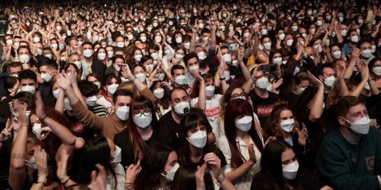 All'evento-esperimento avevano partecipato 5.000 persone