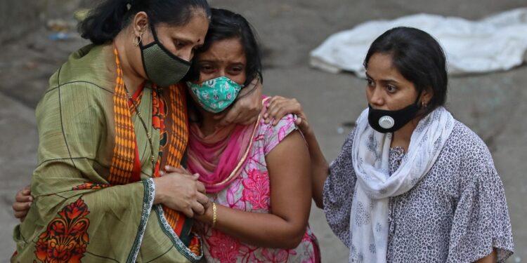 Mumbai città più colpita. Il totale dei vaccinati a 117milioni