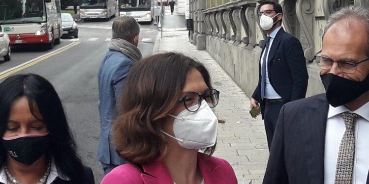 Ministra ad Ancona