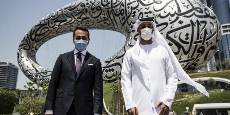 Il ministro a Dubai per inaugurare il Padiglione Italia