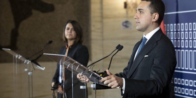 Prospettiva emersa in incontro con ministra Esteri libica