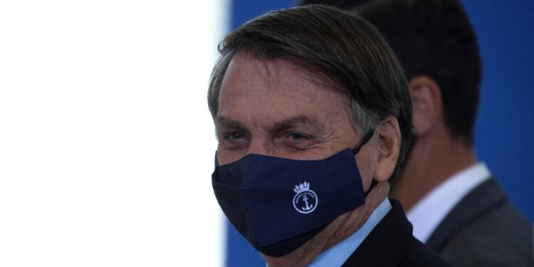 Leader brasiliano soddisfatto da vittoria candidato conservatore