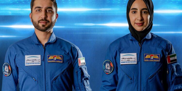 La 28enne Noura Al Matrooshi nel team da addestrare con la Nasa