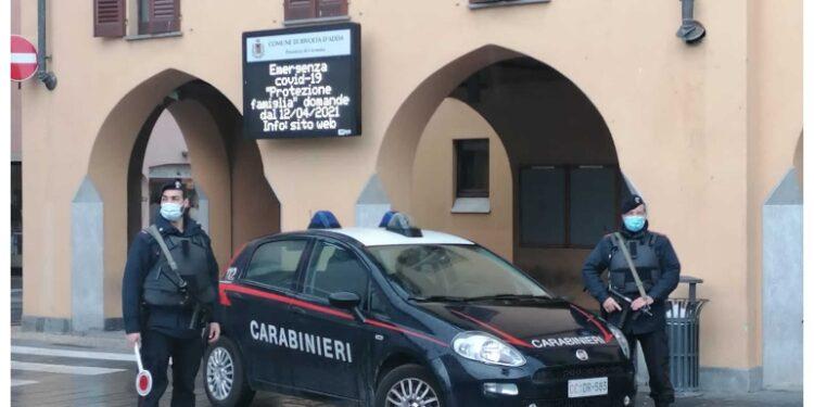 Commerciante di Rivolta d'Adda identificato dai carabinieri