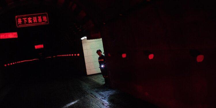 Parte del gruppo è 1.200 metri sottoterra