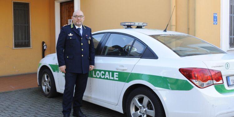 E' il responsabile Comando polizia locale Trezzano sul Naviglio