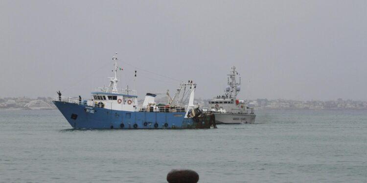 'La Farnesina ha chiesto di lasciare quel tratto di mare'