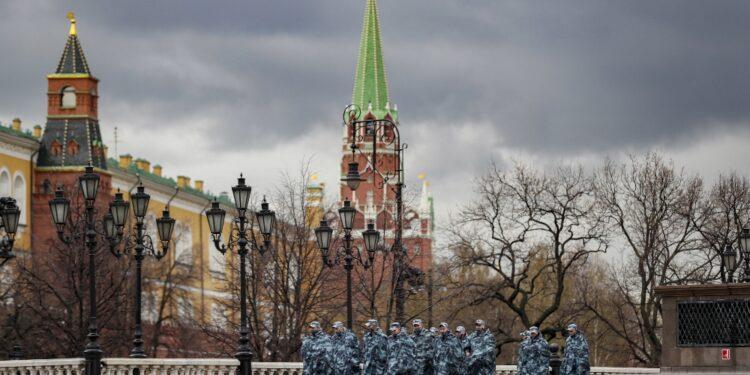 In 40 città della Russia