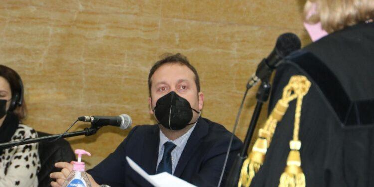 Deputato Lega teste a Cagliari