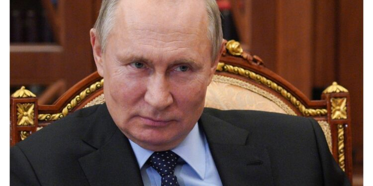 Lo ha reso noto lo stesso presidente russo