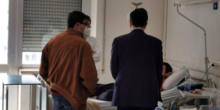 I due giovani arrestati sono reclusi nel carcere di Rieti