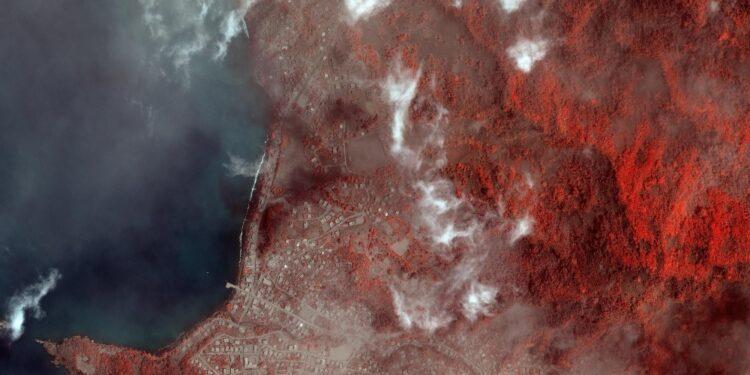 Mobilitazione Caritas per eruzione La Soufriere