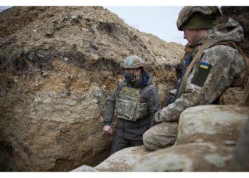 La Ue invita la Russia a non favorire una escalation nell'area