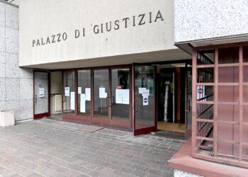Palazzo di giustizia, tribunale di Como (via Cesare Battisti)