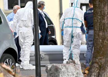 Piazza San Rocco, omicidio Como, ucciso don Roberto Malgesini.