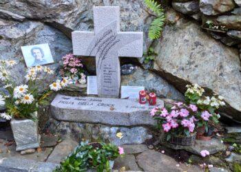 La tomba di suor Maria Laura Mainetti