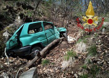 Incidente San Nazzaro Val Cavargna