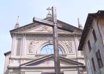 facciata santuario di maccio