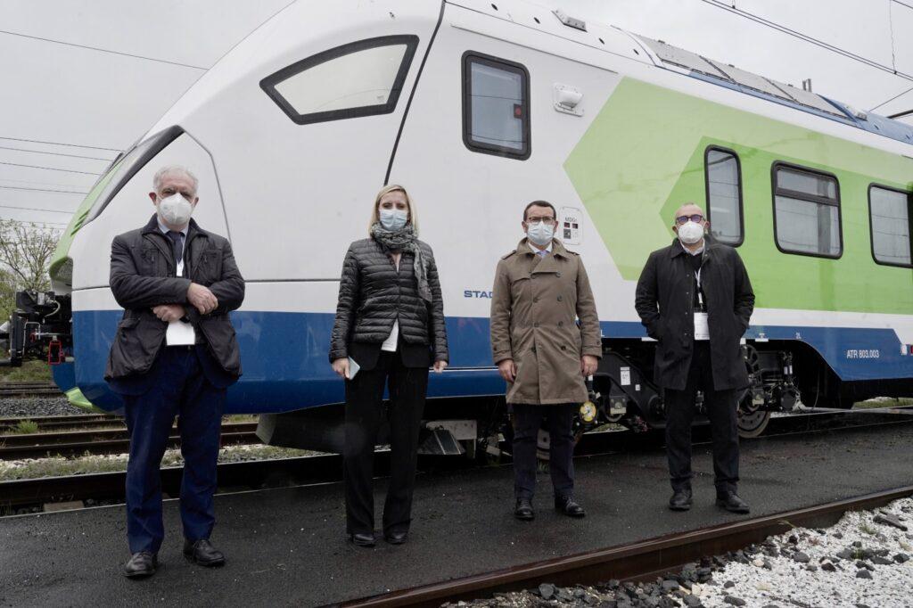 treno diesel-elettrico