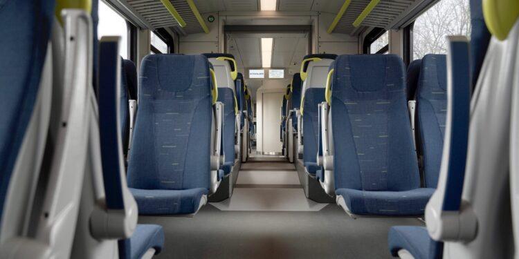 Il nuovo treno diesel-elettrico