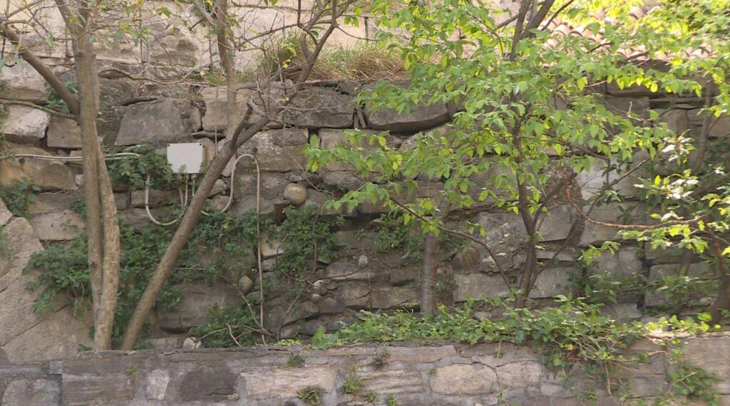 mura antiche como