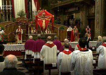 Via Crucis nel Santuario del Crocifisso di Como
