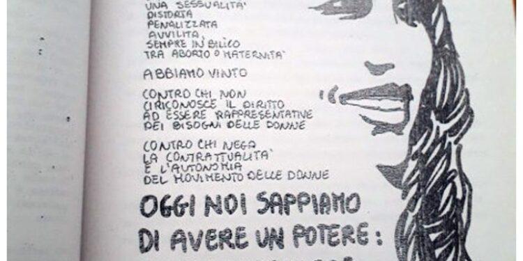 """Nuzzo (Udi) con vittoria dei no la 194 era """"finalmente nostra""""."""