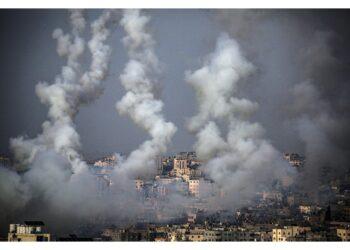 Dalle 18 contati 150 i razzi lanciati dalla Striscia in Israele