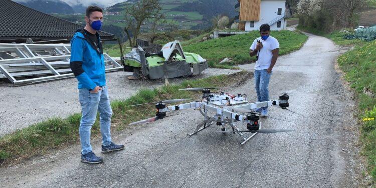 Progetto pilota della Provincia di Bolzano con una start up