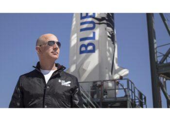 Il viaggio di 11 minuti con Blue Origin sara' il 20 luglio