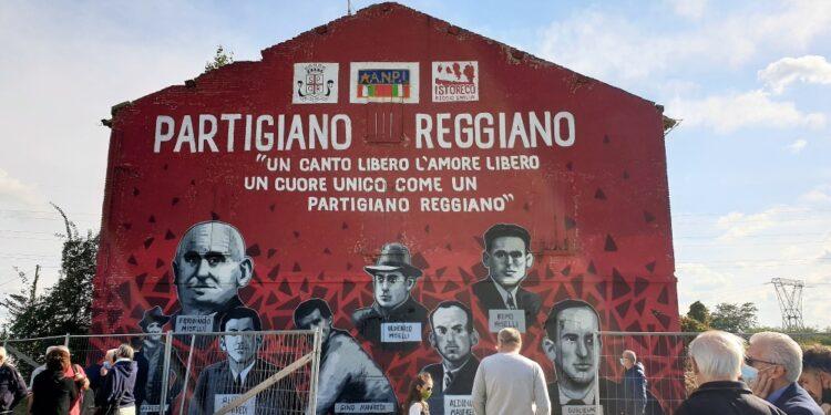 L'opera cita Zucchero e ricorda strage fascista del 1944