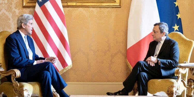 Inviato Usa vede premier a Palazzo Chigi
