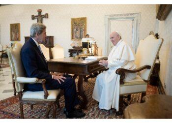 In un'intervista al sito della Santa Sede 'Vatican News'