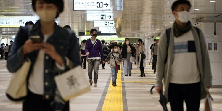 Picco di contagi anche a Osaka